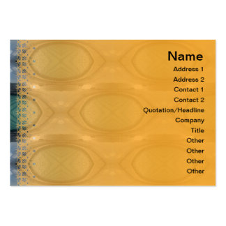 X Pool Business Card Templates