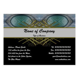 X Pool Business Card