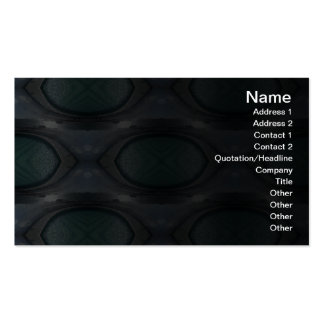 X Pool Pack Of Standard Business Cards