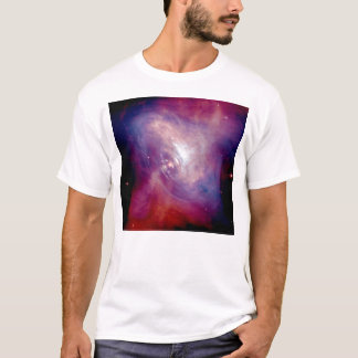 X-Ray and Optical Images of the Crab Nebula (front T-Shirt