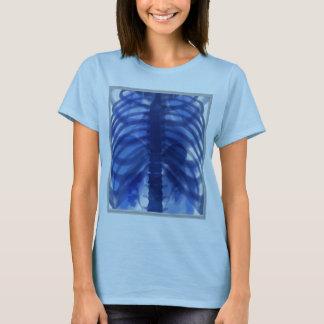 X-Ray  Blue Female T-Shirt
