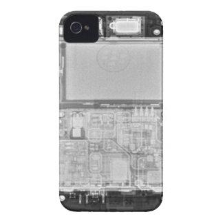 X-ray of Blackberry Bold Case