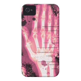 X-Ray Punk iPhone 4 ID Case 011