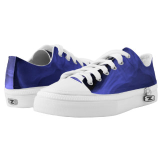 X-Ray Shoes! (Blue) Low-Top Sneakers
