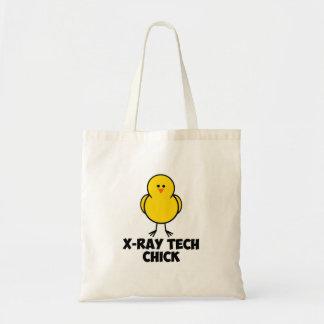 X Ray Tech Chick Tote Bag