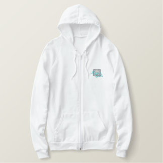 X-ray Tech Embroidered Hoodie