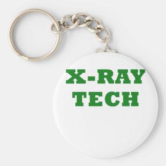 X-Ray Tech Keychain