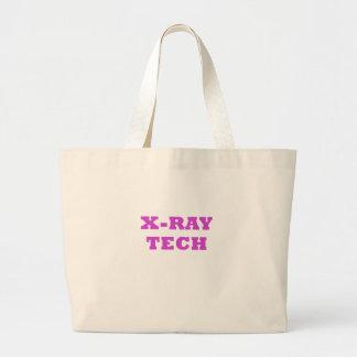 X-Ray Tech Large Tote Bag