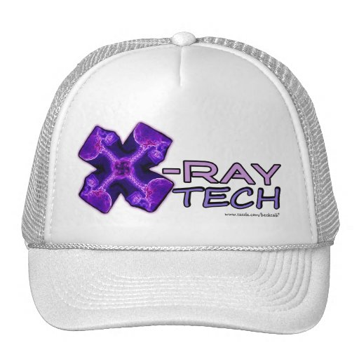 X-ray Tech (Purple/Fushia) hat