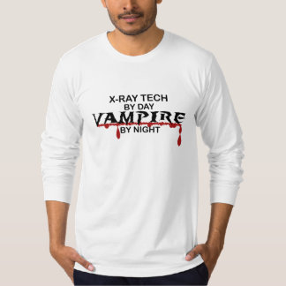 X-Ray Tech Vampire by Night T-Shirt