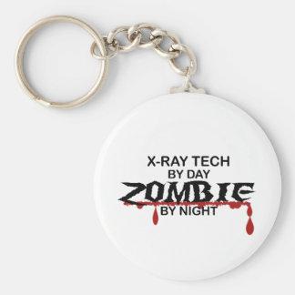 X-Ray Tech Zombie Keychain