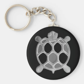 X-Ray Turtle! Keychain