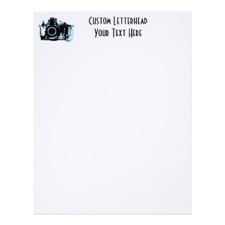 X-RAY VISION CAMERA - BLUE LETTERHEAD