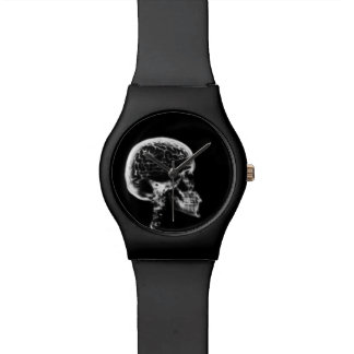 X-Ray Vision Skeleton Skull Wristwatch