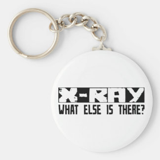 X-Ray What Else Is There? Keychain