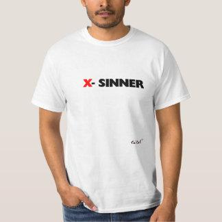 X-Sinner Tshirt