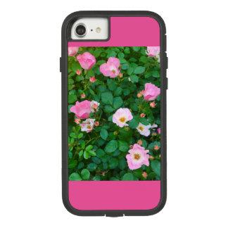 X-treme Tough Iphone 7 Pink Flower Case