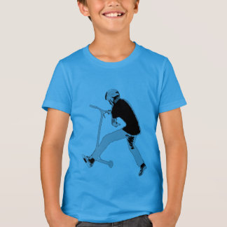 X UP Try-out - Stunt Scooter Trick T-Shirt