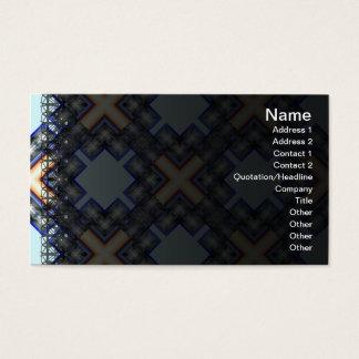 X Waves Big Business Card