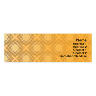 X Waves Small Pack Of Skinny Business Cards