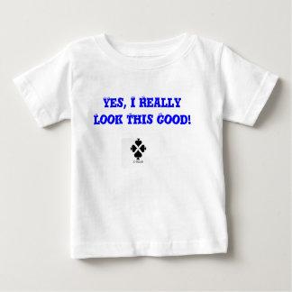 X-Wear I Really Look This Good Tshirt
