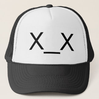 x_x Dead Emoticon Hat
