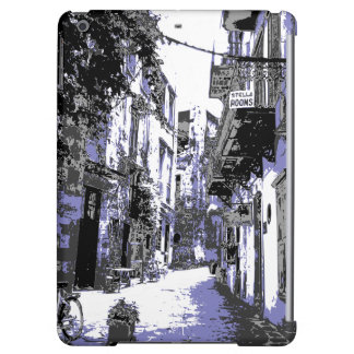 Xania street in Spring Case For iPad Air