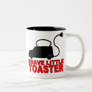 "xB Mug ""Brave Little Toaster"""