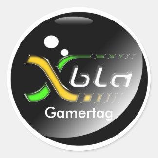 Xboxliveaddicts stickers