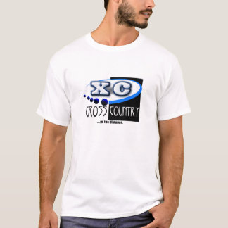 XC Cross Country - Go the Distance - TShirt