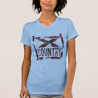 XC Cross Country Runner T-shirts