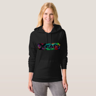XCAPE PAINT STYLE HOODIE