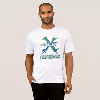 Xcel Fencing Team • Adult Sport Performance Shirt