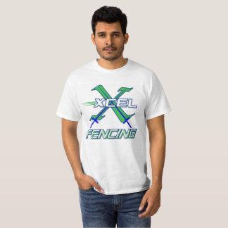 Xcel Fencing Team • Adult T-Shirt