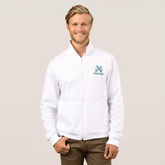 Xcel Fencing Team • Fleece Zip Sweatshirt