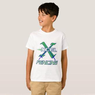 Xcel Fencing Team • Kids T-Shirt