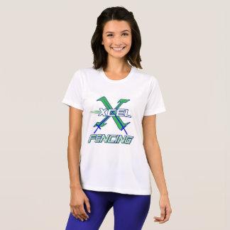 Xcel Fencing Team • Women's Performance T-Shirt