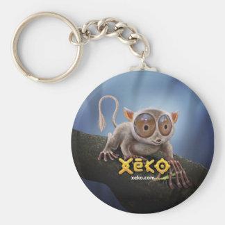 Xeko Tarsier Keychain