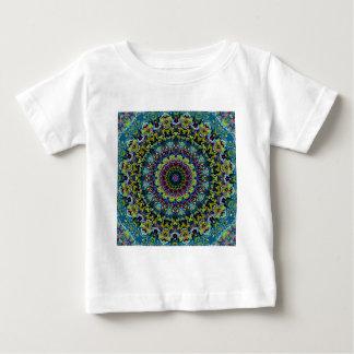 Xena Kaleidoscope Design Baby T-Shirt
