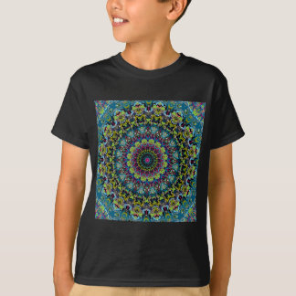 Xena Kaleidoscope Design T-Shirt