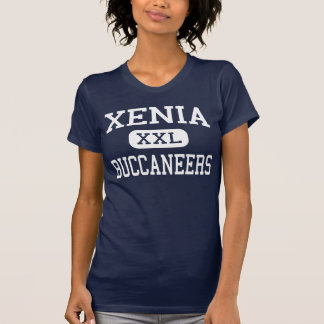Xenia - Buccaneers - High School - Xenia Ohio T-Shirt