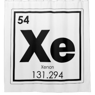 Xenon chemical element symbol chemistry formula ge
