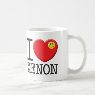 Xenon Love Coffee Mug