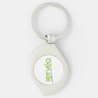 Xerveo Stylized Keychain