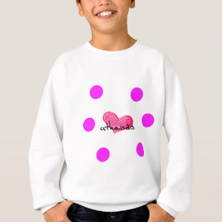 Xhosa Language of Love Design Sweatshirt