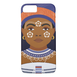 Xhosa South African Matryoshka Case
