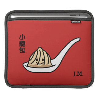 Xiaolongbao Chinese Soup Dumpling Dim Sum Bun iPad Sleeve