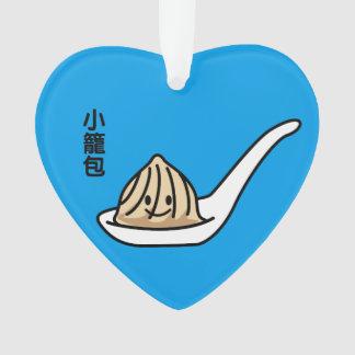 Xiaolongbao Chinese Soup Dumpling Dim Sum Bun Ornament