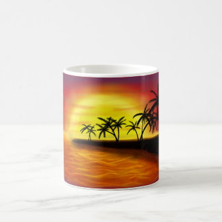 Xícara - Tropical Coffee Mug