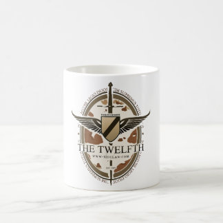 XII Desert Camo Coffee Mug - 11oz